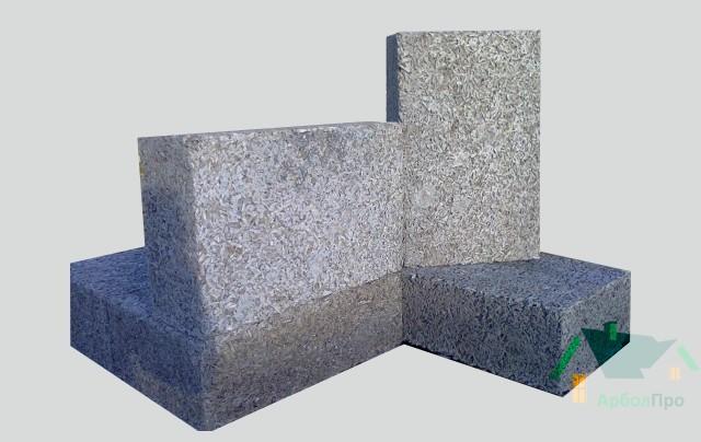 Арболитовые блоки АрболПро